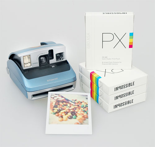 The Impossible Project / Polaroid Camera and Film Giveaway