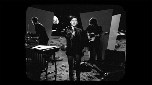 Lykke Li I Follow Rivers (Live On The Moon) performance