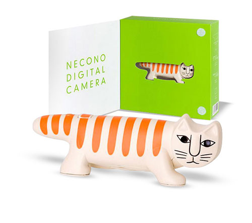 Necono Digital Cat Camera Giveaway