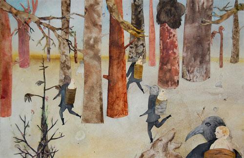Artist Rob Jones