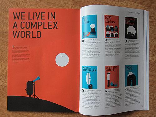 Varoom Magazine illustration publication