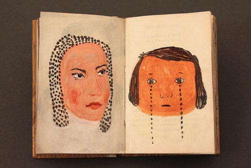 Artist Sabine Timm illustrator
