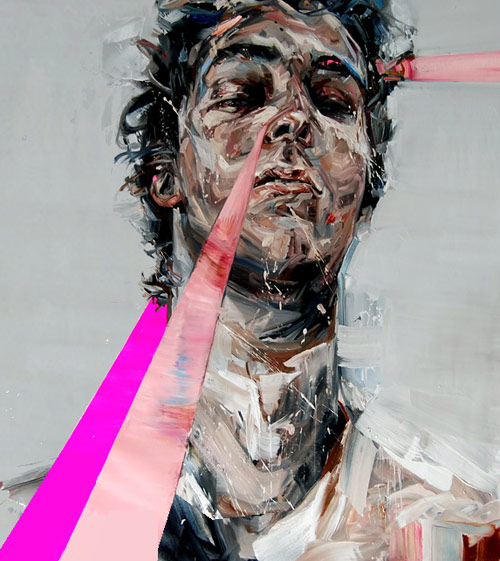 Artist painter Andrew Salgado paintings