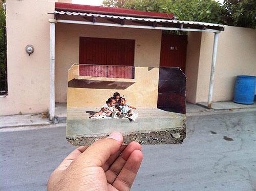 Dear Photograph Tumblr Project