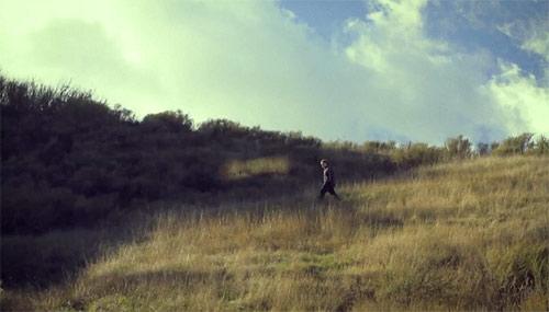 Jonti Firework Spraying Moon music video