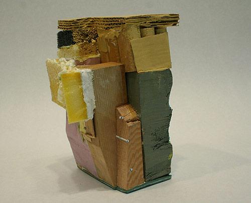 Sculptures by artist Kuh Del Rosario