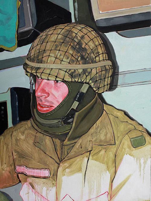 Artist painter Scott Waters paintings