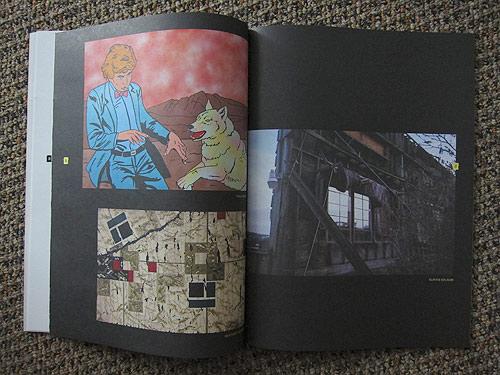 The Cheaper Show Book vancouver art scene by Clou