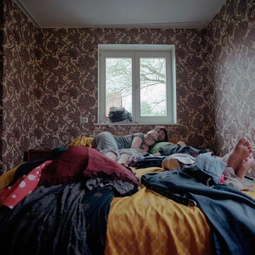 TV Portraits by photographer Andris Feldmanis
