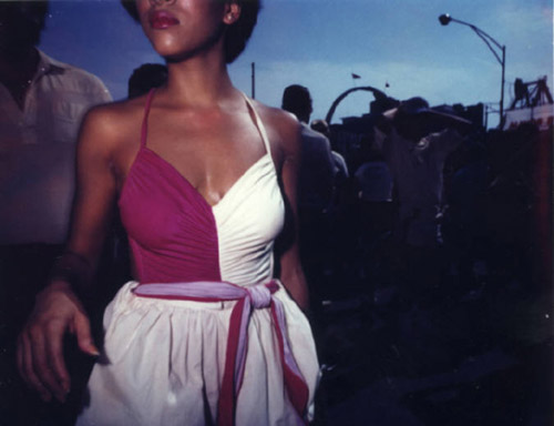 Private Views photo series by photographer Barbara Crane