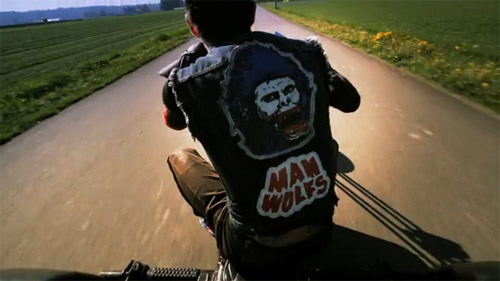 Be A Manwolf Today - es footwear by corey adams and alex craig