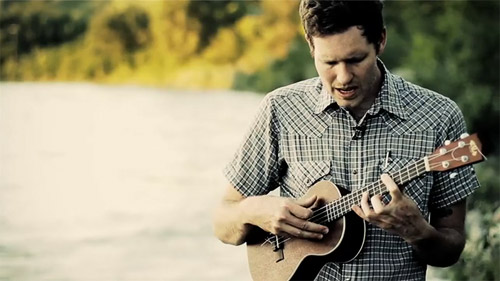 Artist musician Chad VanGaalen
