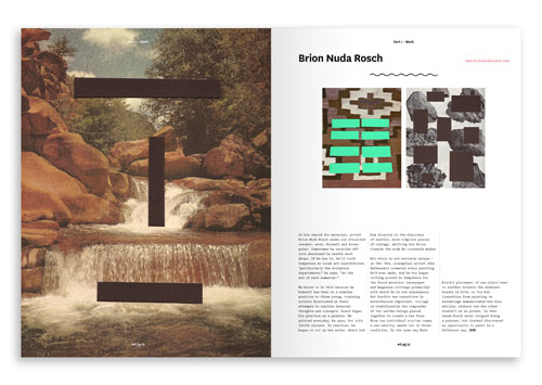 It's Nice That Issue art photography publication Issue 6