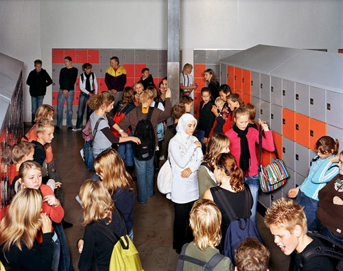 School photos by photographer Raimond Wouda