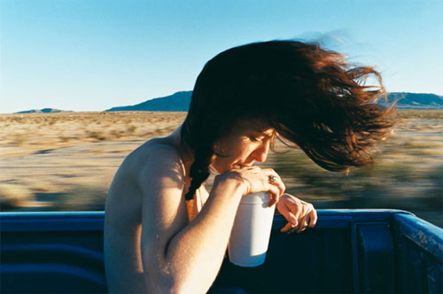 Photographer Ryan McGinley photography
