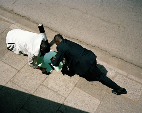 Photographer Viviane Sassen photography