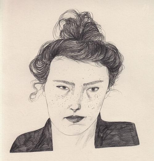 Illustrator Lizzy Stewart illustration