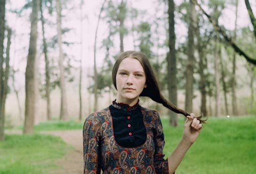 Photographer Mariam Sitchinava photography