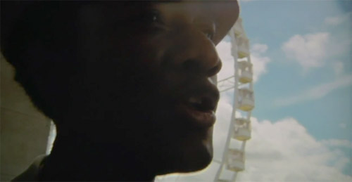 Green Lights music video by Aloe Blacc