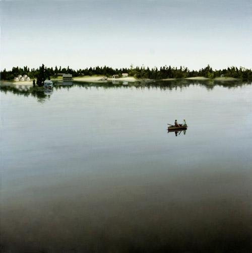 Artist painter Amy Bennett paintings