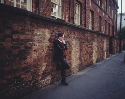 Portraits by photographer Antony Crook photography