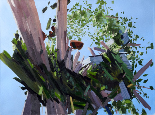 Artist painter Ben Grasso paintings