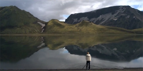 Holocene by Bon Iver music video