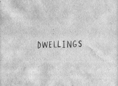Dwellings pencil animation by Aaron Wendel