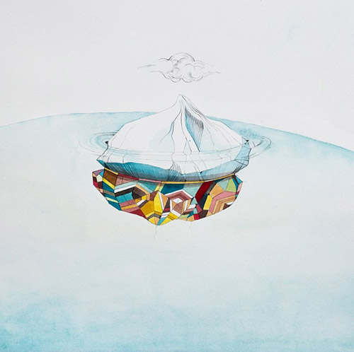More drawings by Angela Garrels Gala Bent