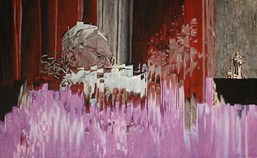 Artist painter Jens Hesse paintings