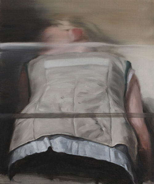 Artist painter Michael Borremans paintings