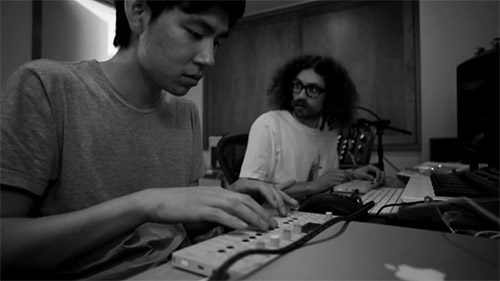 Stussy Make Beats Contest Low End Theory Teenage Engineering OP-1 Nosaj Thing Gaslamp Killer Pollyn