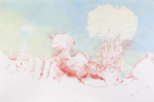 Artist painter Rebecca Bird paintings