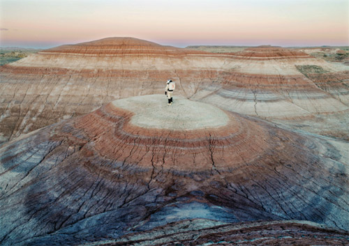 Space Project photos by Vincent Fournier