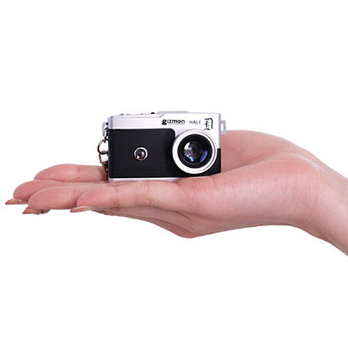 Gizmon Half-D a mini sized digital camera