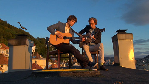 Kings of Convenience - Me in You music video