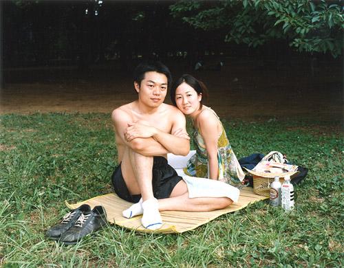 Photographer Masato Seto photography