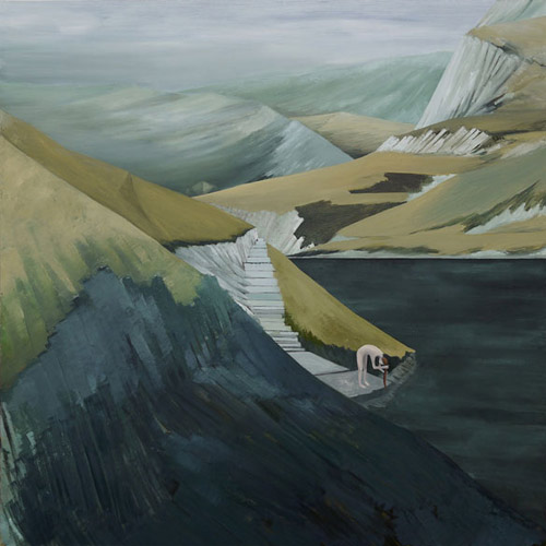 Artist painter painting Narangkar Glover