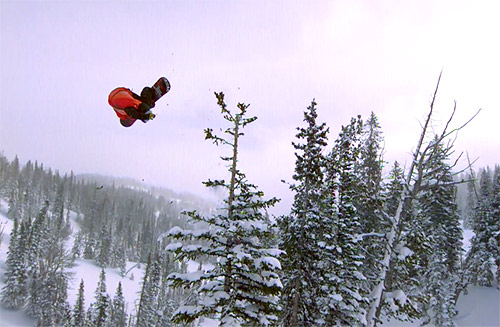 The Art Of Flight Travis Rice Vancouver Premiere Ticket Giveaway