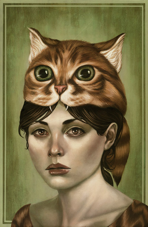 Artist painter Casey Weldon