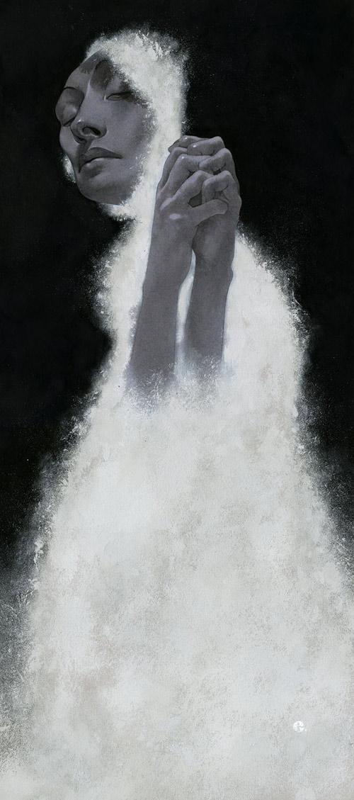 Illustrator Edward Kinsella illustration