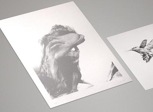 HelloVon Semblance 02 Print Giveaway