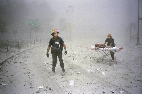 9/11 and Aftermath Magnum photographers photo essay