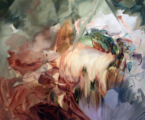 Artist painter Melanie Authier paintings