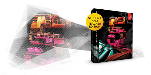 Adobe Creative Suite 5.5 Master Collection Student Edition