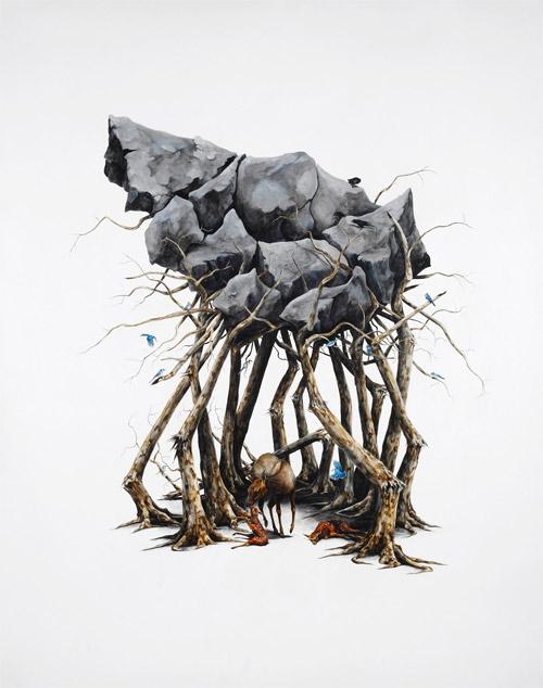 Artist painter paintings Ryan McLennan