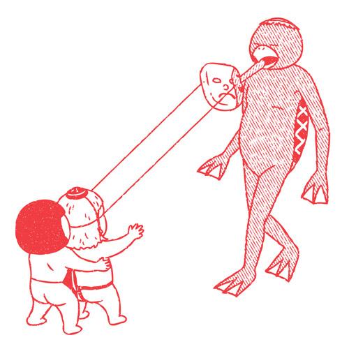 Drawings by illustrator Kimiaki2 Yaegashi aka Okimi
