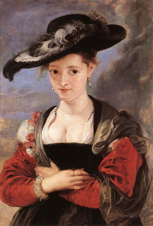 Portrait of Susanna Fourment