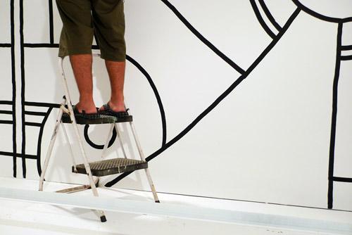 Aaron De La Cruz long walk home art show loft in space hawaii