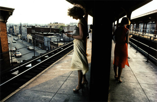 Photographer Bruce Davidson photography